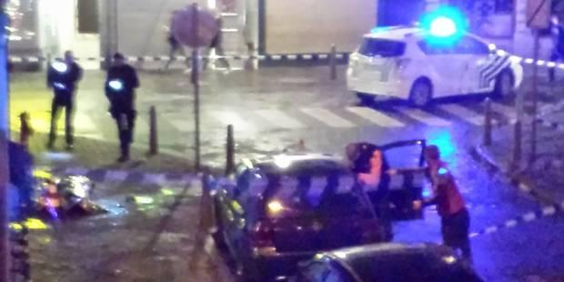 Poignardé à Liège en pleine rue - La DH