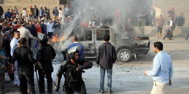 """L'Egypte promet de s'opposer """"de toute ses forces"""" aux Frères musulmans - La DH"""