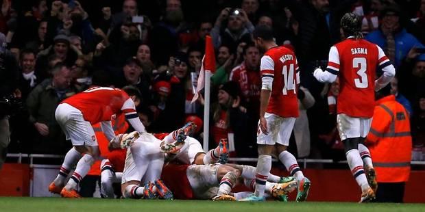 FA Cup: Aston Villa sorti par une D3, Arsenal bat Tottenham - La DH