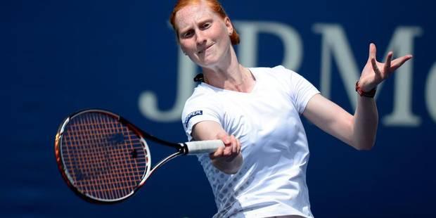 Alison Van Uytvanck rejoint le tableau final à Hobart - La DH