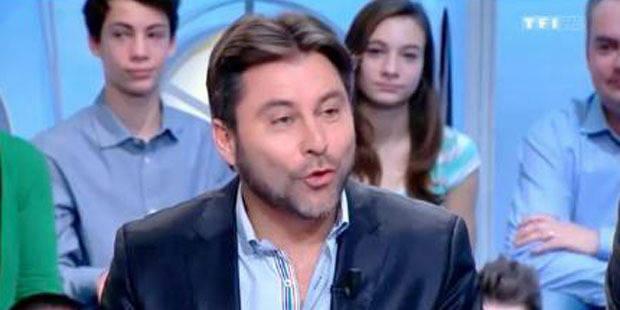 Stéphane Pauwels à Téléfoot - La DH