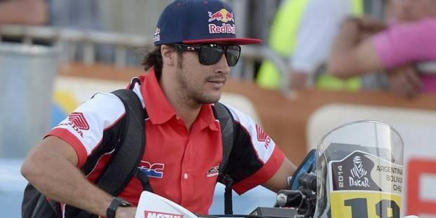 Dakar: Sunderland remporte la 2e étape chez les motards, Barreda reste leader - La DH