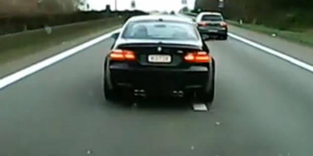 Le fou du volant en BMW aurait été identifié - La DH