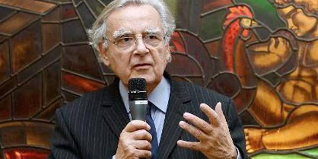 Bernard Pivot devient président de l'Académie Goncourt - La DH