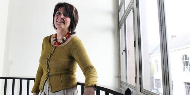 Olga Zrihen est tête de liste à la région - La DH