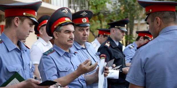 Cinq cadavres criblés de balles dans la région de Sotchi - La DH