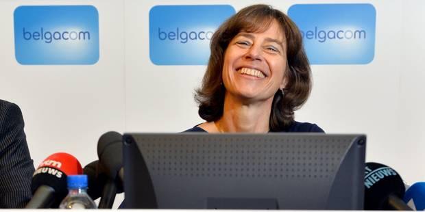 """Dominique Leroy: """"Mon style: de la transparence et de la franchise"""" - La DH"""
