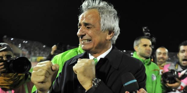 Halilhodzic sera à la tête de l'Algérie au Mondial - La DH