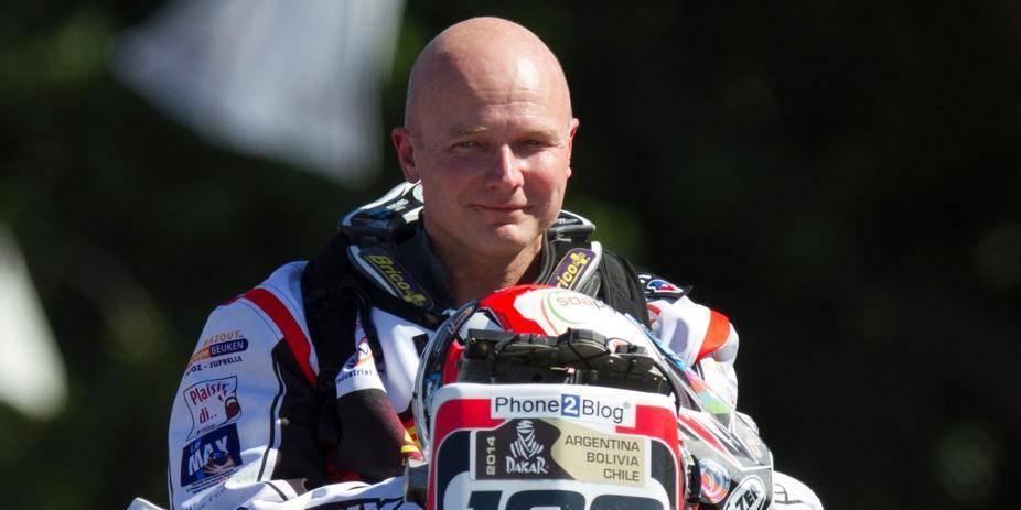 """Décès d'Eric Palante au Dakar: """"Un vrai pilote et un type très bien"""""""