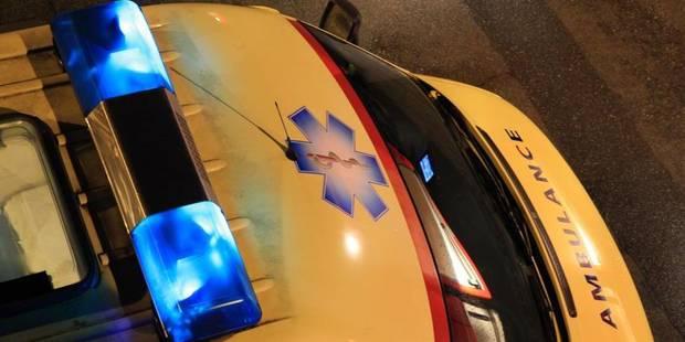 Cinq blessés, dont un enfant dans le coma, dans un accident à Sombreffe - La DH