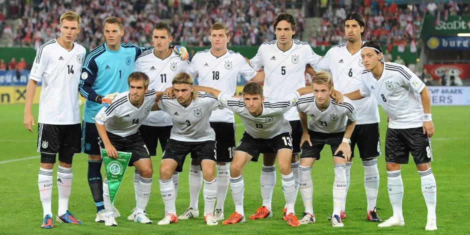 Mondial 2014: pas une Allemagne Löw-cost