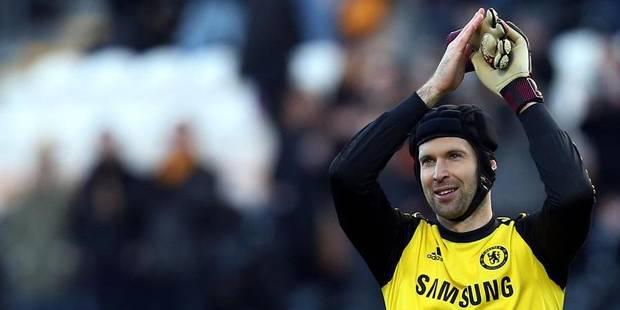 Petr Cech bat le record de Chelsea avec 209 matches sans prendre de but - La DH
