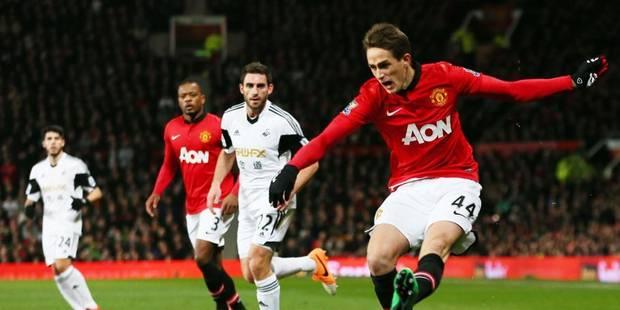 Premier League: Manchester United retrouve ses esprits grâce à un excellent Januzaj - La DH