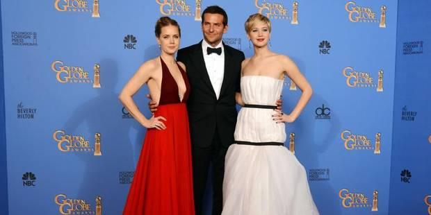 """Golden Globes: """"American Bluff"""" s'impose, """"12 years a slave"""" sauve l'honneur - La DH"""