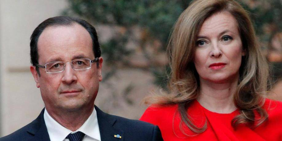 """Hollande-Gayet: """"Valérie a pris un TGV dans le buffet"""""""
