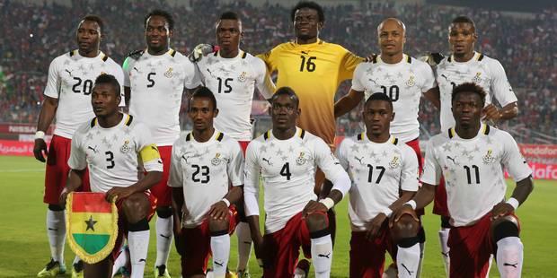 Mondial 2014: le Ghana en véritable (black) star? - La DH
