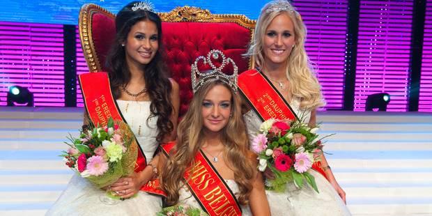 """""""Miss Belgique continuera d'exister sans grosses audiences !"""" - La DH"""