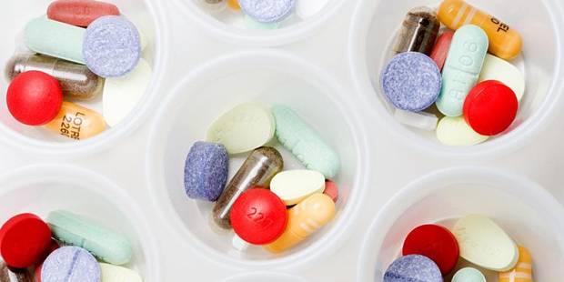Le Belge consomme toujours plus de médicaments - La DH