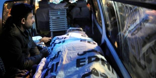 Pakistan: 19 enfants tués dans une collision entre leur bus et un camion - La DH