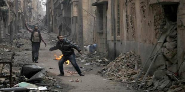 Syrie: Un chef jihadiste belge d'origine arabe tué dans l'offensive rebelle dans le nord - La DH