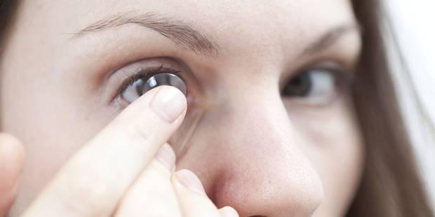 Google va lancer des lentilles de contact sensibles au sucre pour les diabétiques - La DH
