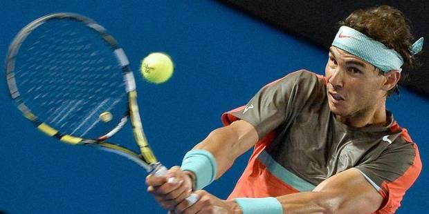 Australian Open: Nadal désintègre Monfils - La DH
