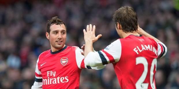 Premier League - Arsenal et City souffrent, statu quo en tête - La DH