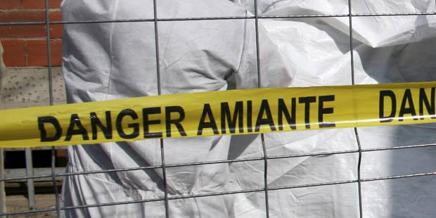 Le nombre de victimes de l'amiante en augmentation - La DH
