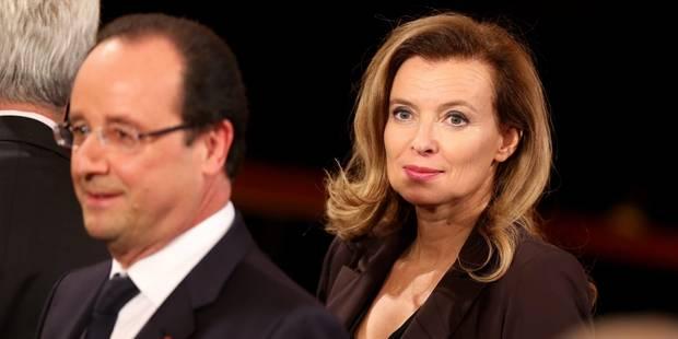 Valérie Trierweiler et François Hollande: une entrevue ce dimanche? - La DH