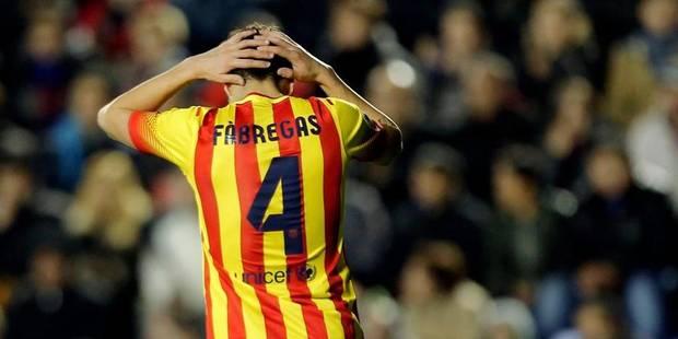Liga: le Barça déjoue et ralentit contre Levante - La DH
