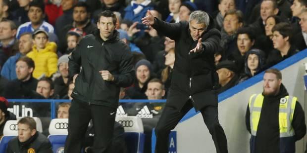 Jose Mourinho opéré après avoir reçu le prix de la presse - La DH