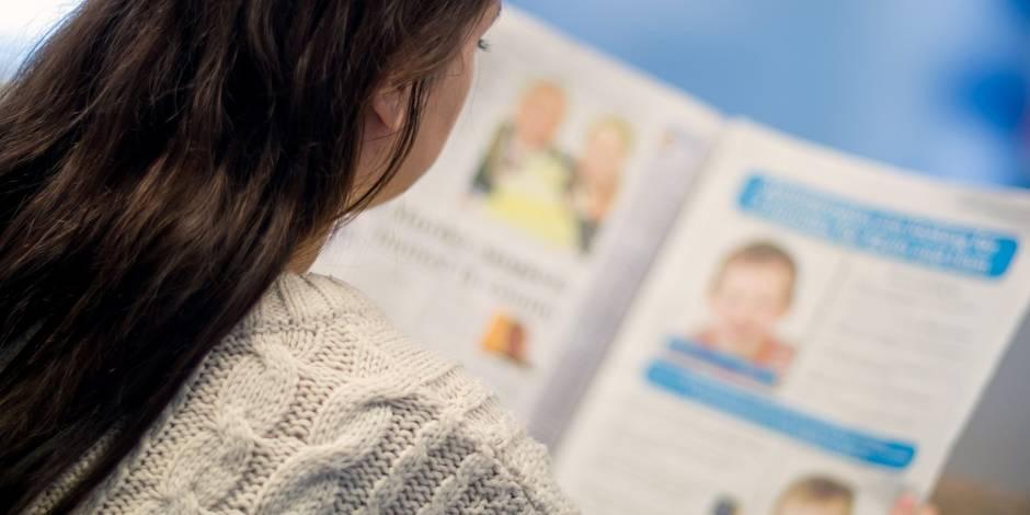 Les adoptions en forte baisse en Belgique