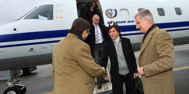 À Davos, Di Rupo vante le modèle fiscal belge - La DH