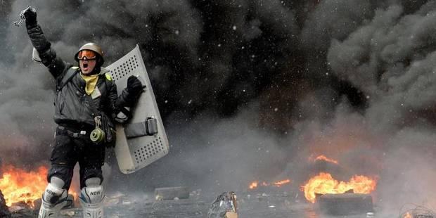 Kiev en pleine guerre urbaine - La DH