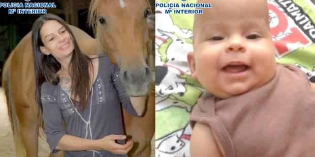 Une mère suisse égorge son bébé après avoir été arrêtée - La DH