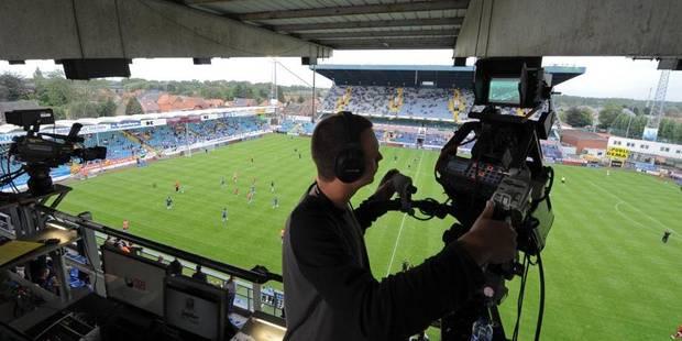La réunion sur les droits TV reportée à la semaine prochaine - La DH