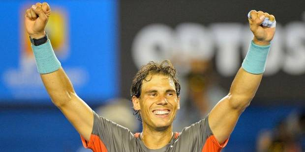 Open d'Australie: Nadal s'offre Federer en 3 sets - La DH