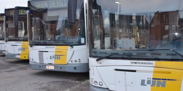 Une femme et son enfant grièvement blessés après un accident avec un bus - La DH