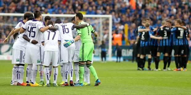 Anderlecht-Bruges : un duel de prestige - La DH