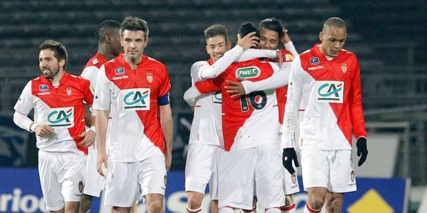 Monaco verse 50 millions d'euros à la Ligue française - La DH