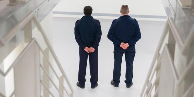 Plus de 2.000 condamnés ne purgent pas leur peine en prison - La DH