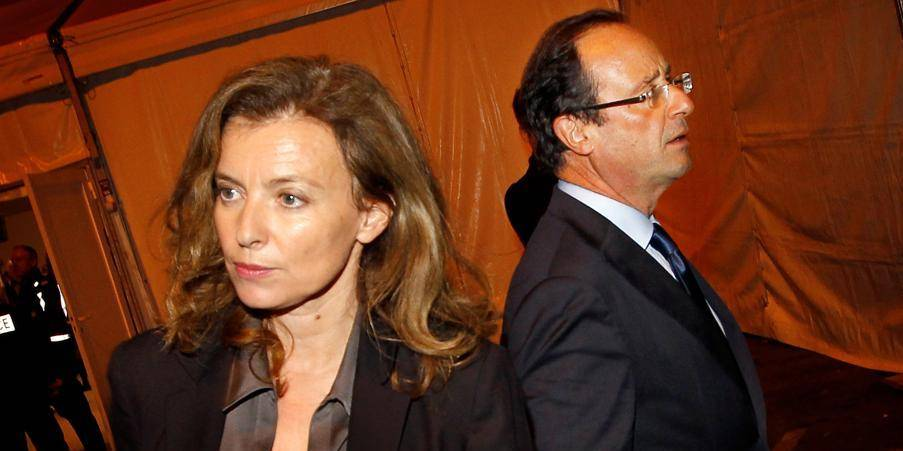 Hollande-Trierweiler, séparation bientôt officielle ?