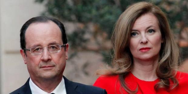 François Hollande en a fini avec Valérie... qui fait ses adieux! - La DH