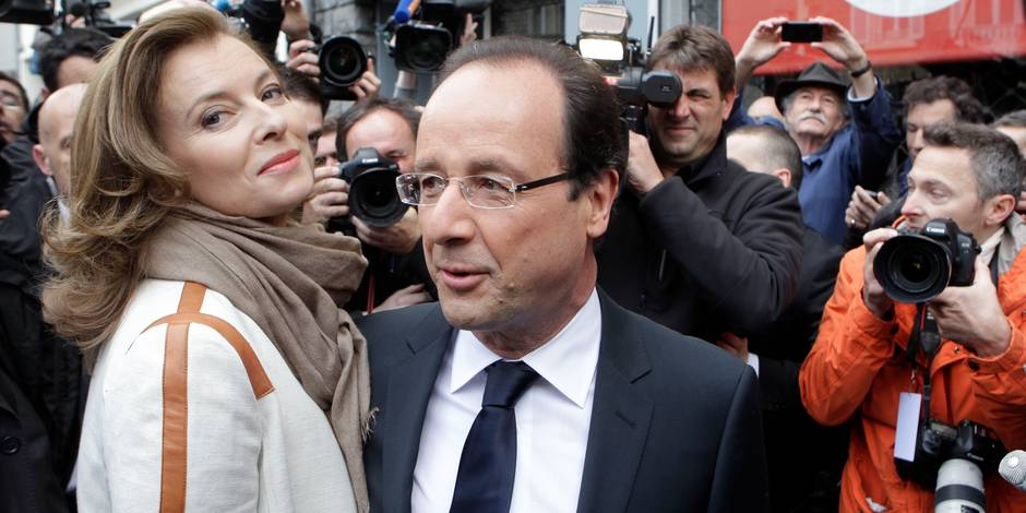 """François Hollande se confie au """"Time"""""""