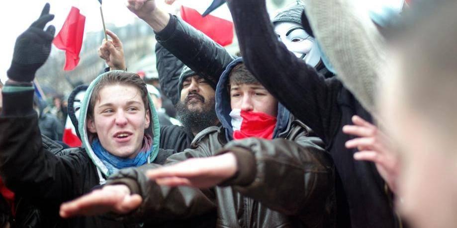 La manif anti-Hollande tourne au pugilat