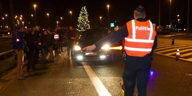 La police tire sur une voiture lors d'un contrôle mouvementé à Bilzen - La DH