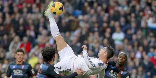 Le superbe réflexe de Roberto sur un retourné de Ronaldo - La DH