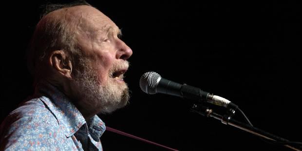 Décès de la légende du folk Pete Seeger - La DH