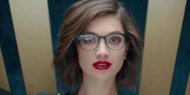 Google Glass change de look - La DH