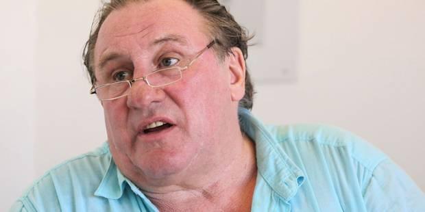 """Gérard Depardieu: """"J'aurais aimé faire comme Dodo la Saumure, un projet cul"""" - La DH"""